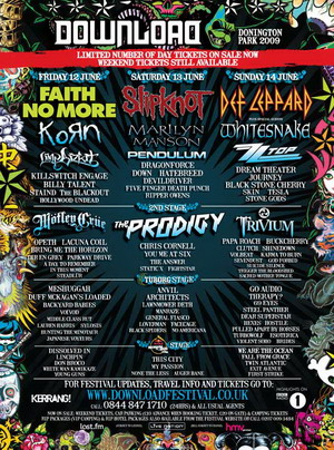 download festival 2009