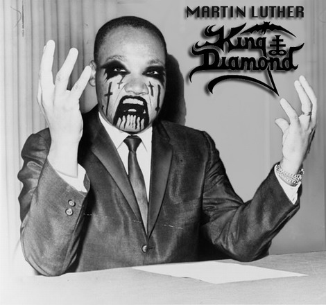 Martin Luther King Diamond