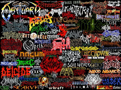 Death Metal logo