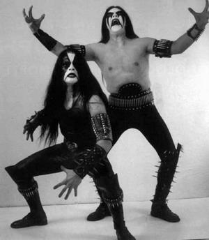 True black metal