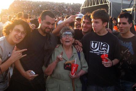 Granny Metallica