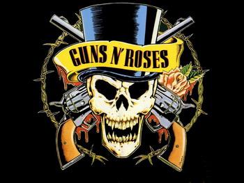 Guns N' Roses в России