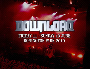 Download festival 2010