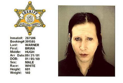 Мерилин Мэнсон (Marilyn Manson)