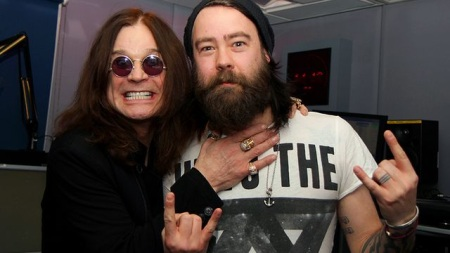 Ozzy Osbourne и Daniel P. Carter