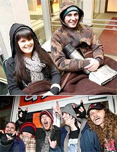 Фанаты группы Metallica