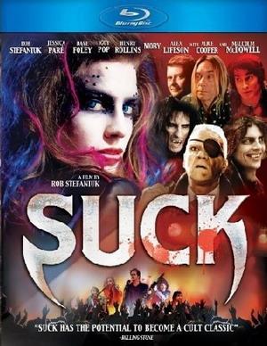 Фильм «Глоток» (Suck)