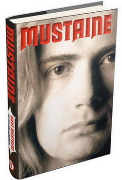 Книга Mustaine: A Heavy Metal Memoir