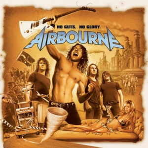 AIRBOURNE - Bottom Of The Well