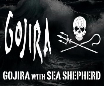 GOJIRA - Sea Shepherd