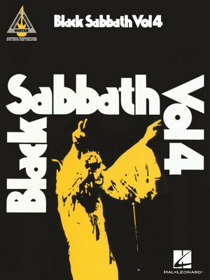 Табулатура BLACK SABBATH к альбому Vol. 4