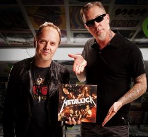 Metallica побила рекорд посещаемости Сидней-Арены