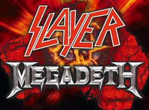 SLAYER и MEGADETH - EUROPEAN CARNAGE TOUR 2011