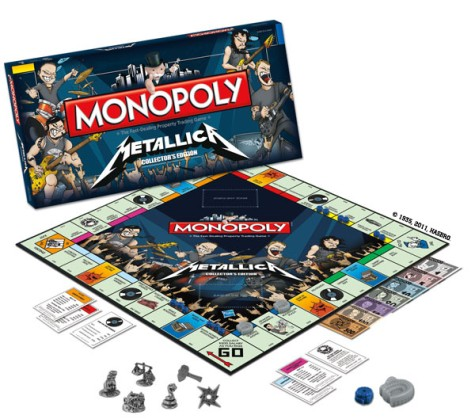 METALLICA - Монополия