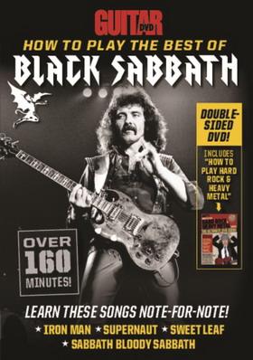 Как играть лучшее от Black Sabbath