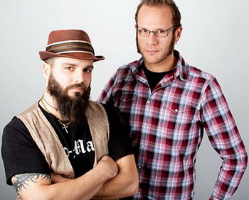 Джесс Лич и Адам Дуткевич