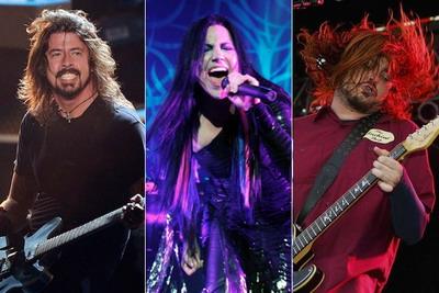 Тор-10 рок-альбомов 2011 года