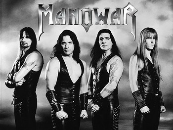 Интервью с MANOWAR об их новом альбоме