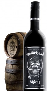 Фирменное вино MOTORHEAD