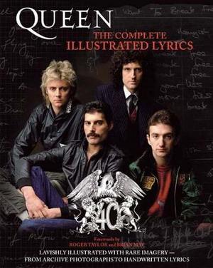 Иллюстрированное собрание текстов песен Queen