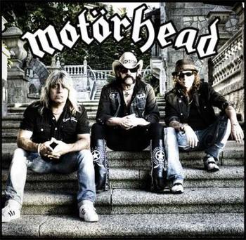 Группа MOTORHEAD