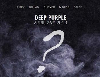 Новый альбом DEEP PURPLE