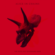 Alice in Chains — The Devil Put Dinosaurs Here
